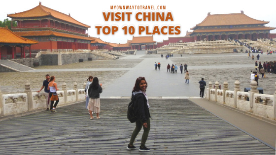 10 Places To Visit In China For An Adventure