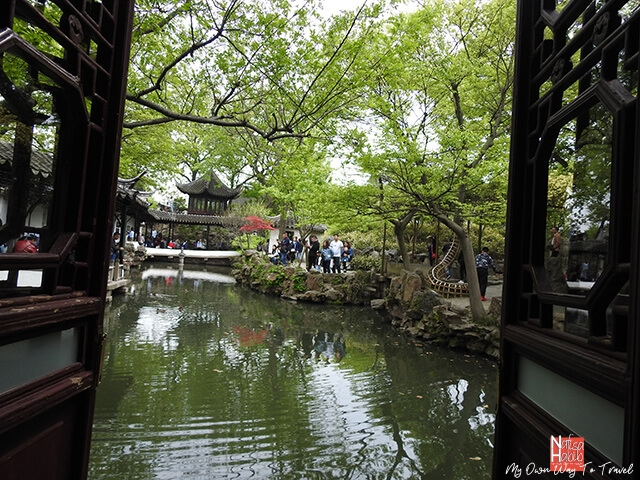 Classical Gardens of Suzhou - Humble Administrator's Garden