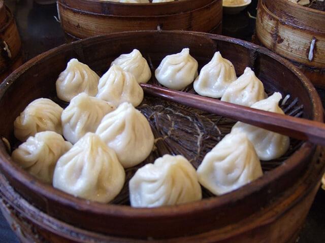 Popular Chinese cuisine Xiao Long Bao