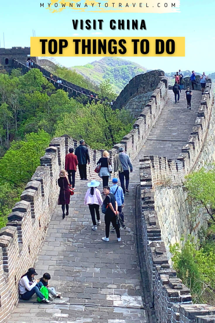 Things to do and must see attractions in China
