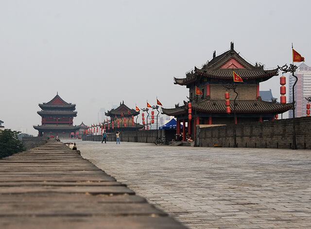 Old City Walls of Xi'an