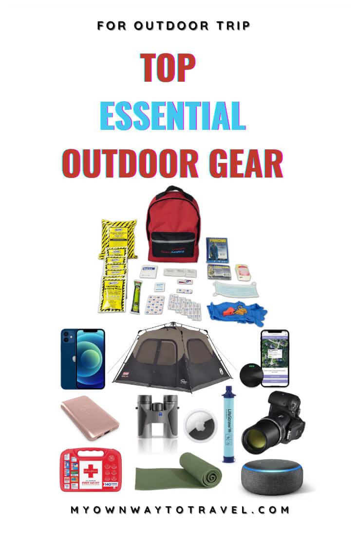 Essential Outdoor Gear