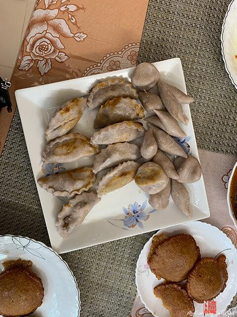 Bangladeshi various pitha