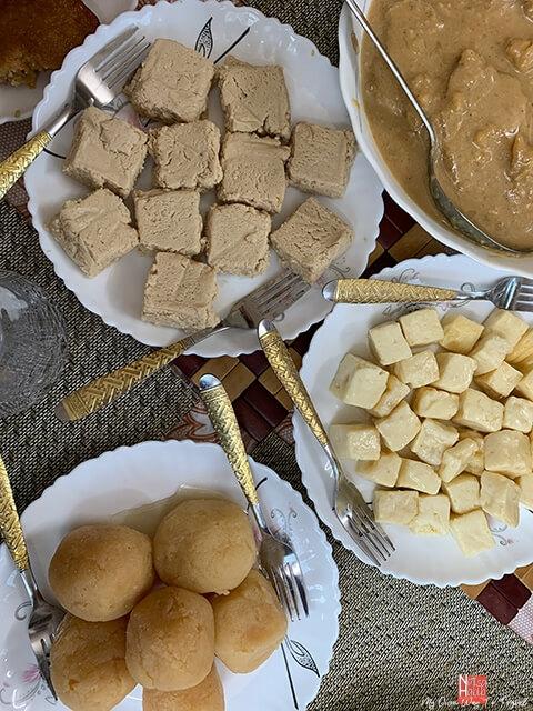 Mouthwatering Bangladeshi sweets - Shondesh