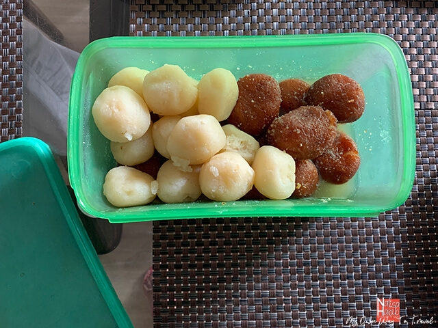 Must-try Bangladeshi sweets - Roshogolla