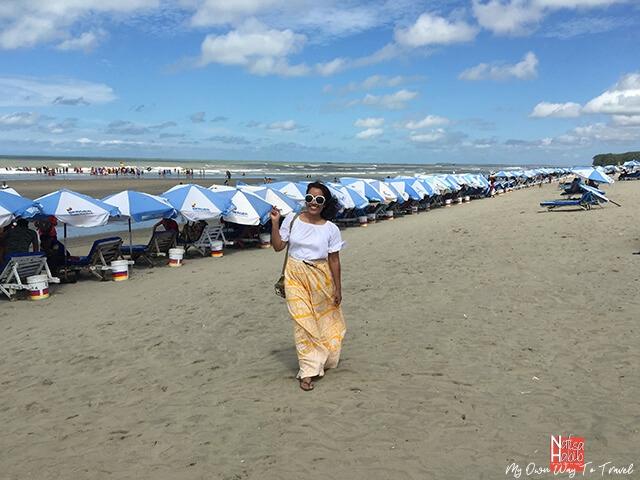 Bangladesh Cox's Bazar Sea Beach