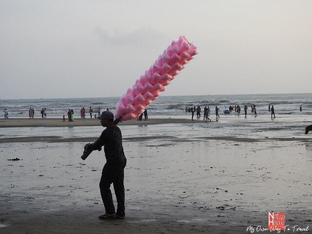 Cox's Bazar Beach Tour