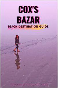 Cox'z Bazar Tour Guide