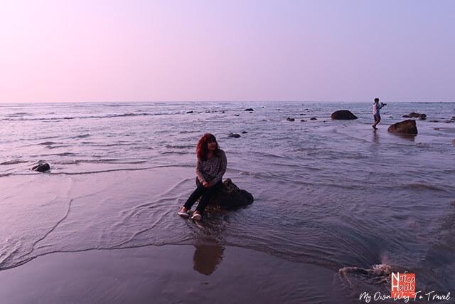 Inani Beach in Cox's Bazar