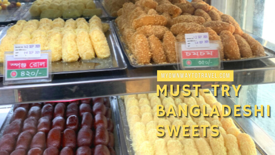 Must-Try Sweets and Desserts in Bangladesh